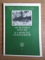 Ocrotirea naturii si a mediului inconjurator. Nr. 2, 1987