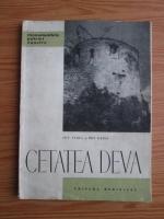 Anticariat: Oct. Floca, Ben. Bassa - Cetatea Deva