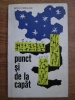 Octav Pancu Iasi - Punct si de la capat