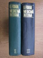 Octavian Fodor - Tratat elementar de medicina interna (2 volume)
