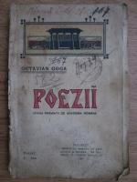 Octavian Goga - Poezii (1907, uzata)