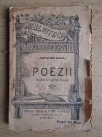 Octavian Goga - Poezii (1907)