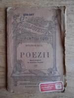 Octavian Goga - Poezii (1910)