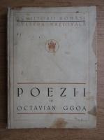Octavian Goga - Poezii (1924)