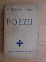 Octavian Goga - Poezii (1941)