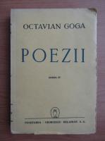 Octavian Goga - Poezii (1943)