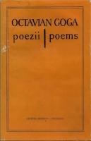 Octavian Goga - Poezii / poems (editie bilingva)