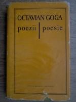 Octavian Goga - Poezii, Poesie (editie bilingva, romana-italiana)