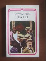 Octavian Goga - Teatru