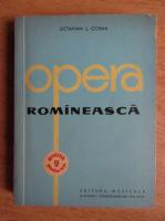 Octavian Lazar Cosma - Opera romaneasca (volumul 2)