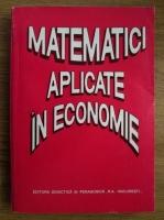 Octavian Popescu - Matematici aplicate in economie