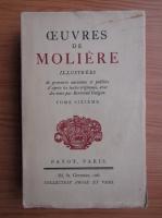 Oeuvres de Moliere (volumul 6, 1929)