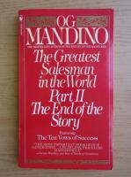 Og Mandino - The greatest Salesman in the world