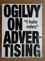 Anticariat: Ogilvy on advertising