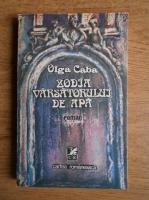 Anticariat: Olga Caba - Zodia varsatorului de apa