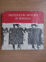 Anticariat: Olga Horsia - Mestesuguri artistice in Romania