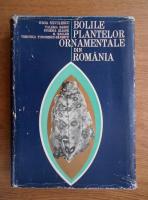Anticariat: Olga Savulescu - Bolile plantelor ornamentale din Romania