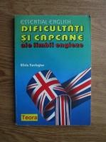Anticariat: Olivia Farrington - Dificultati si capcane ale limbii engleze
