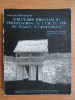 Olivier Buchsenschutz - Structures d'habitats et fortifications de l'age du fer en France septentrionale
