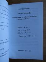 Anticariat: Oltita Cintec - Estetica impurului (cu autograful autoarei)