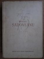 Anticariat: Omagiu lui Mihail Sadoveanu