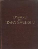 Omagiu lui Traian Savulescu