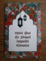 Opere alese din Divanul Imamului Khomeini