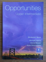 Opportunities. Upper Intermediate