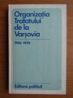Organizatia Tratatului de la Varsovia 1955-1975