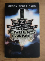 Orson Scott Card - At battle school fighting is compulsory