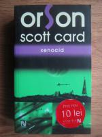 Orson Scott Card - Xenocid