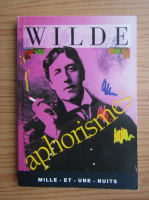 Oscar Wilde - Aphorismes