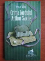 Oscar Wilde - Crima lordului Arthur Savile