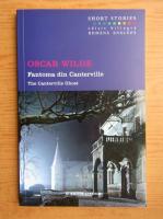 Oscar Wilde - Fantoma din Canterville (editie bilingva)