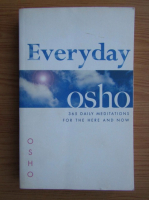 Anticariat: Osho - Everyday
