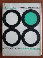 Oskar Becker - Fundamentele matematicii