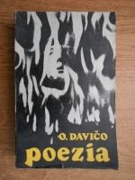 Anticariat: Oskar Davico - Poezia