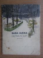 Otilia Cazimir - Baba Iarna intra-n sat, Poezii