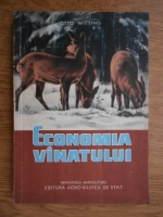 Otto Witting - Economia vanatului