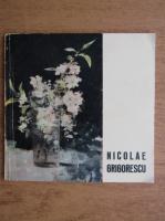 Anticariat: Ovidia Draganus - Nicolae Grigorescu a la Galerie d'art du Musee regional de Brasov