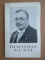 Ovidiu Badina - Dimitrie Gusti