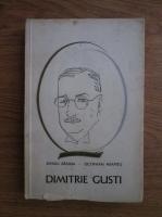 Anticariat: Ovidiu Badina, Octavian Neamtu - Dimitrie Gusti