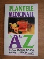 Ovidiu Bojor - Plantele medicinale si aromatice de la A la Z