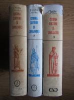 Ovidiu Drimba - Istoria culturii si civilizatiei (3 volume)