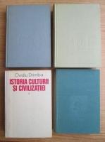 Ovidiu Drimba - Istoria culturii si civilizatiei (4 volume)