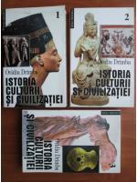 Ovidiu Drimba - Istoria culturii si civilizatiei (volumele 1, 2, 3)