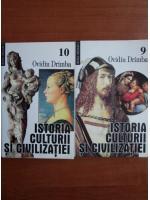 Ovidiu Drimba - Istoria culturii si civilizatiei (volumele 9, 10)