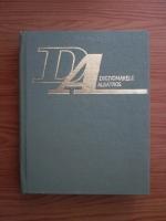 Ovidiu Frinoulescu - Dictionarul verbelor franceze cu constructiile lor specifice