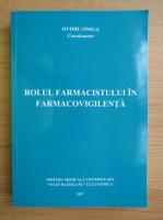 Ovidiu Oniga - Rolul farmacistului in farmacovigilenta