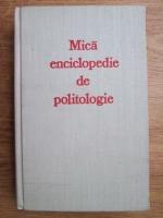 Ovidiu Trasnea - Mica enciclopedie de politologie